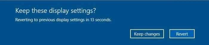 establecer diferentes resoluciones en cada monitor en Windows 10 step5.1