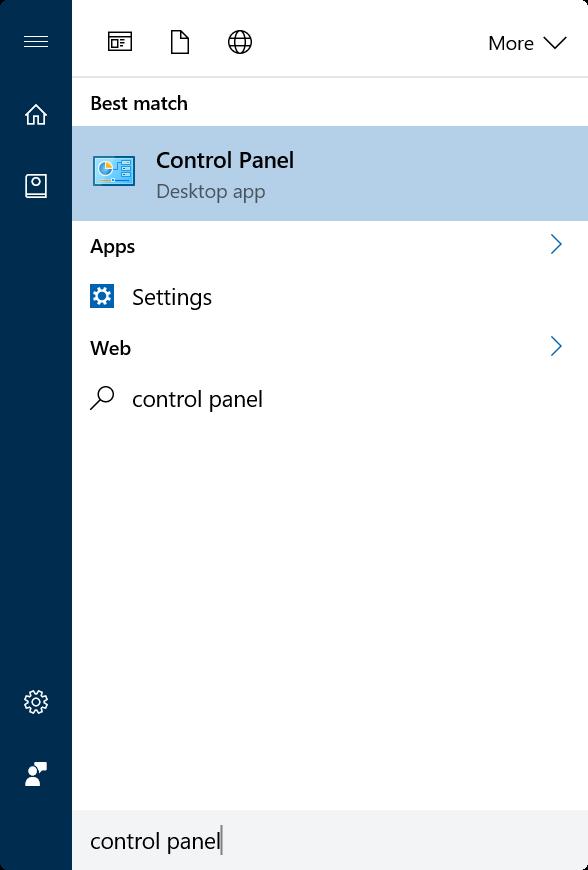 establecer diferentes resoluciones en cada monitor de Windows 10 step6
