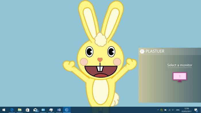 set gif as desktop background in Windows 10 pic01