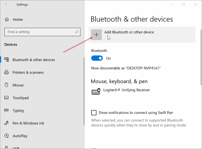 configurar bloqueo dinámico en Windows 10 pic2