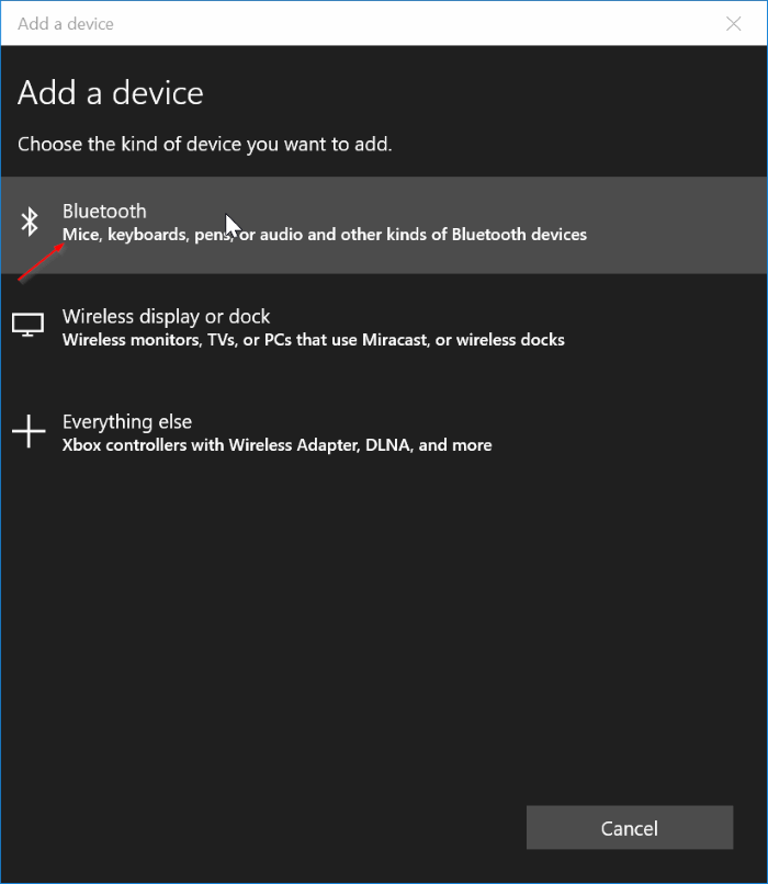 configurar bloqueo dinámico en Windows 10 pic3