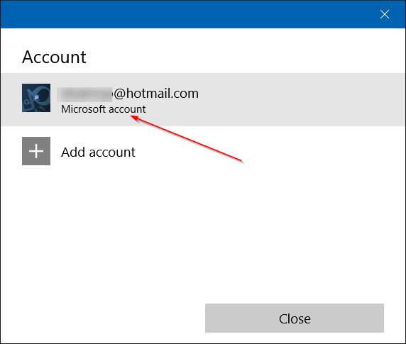 cerrar sesión en Windows 10 step4
