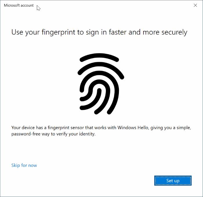 cambiar entre cuentas locales y de Microsoft en Windows 10 pic10