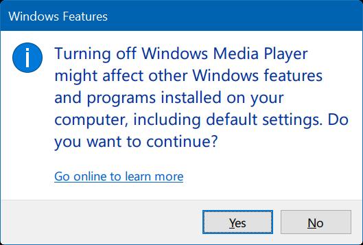 activar o desactivar características de Windows 10 pic06