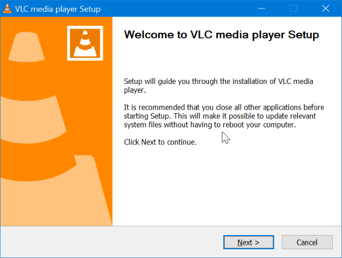 update VLC Media Player to the latest version pic10