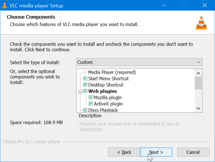update VLC Media Player to the latest version pic12