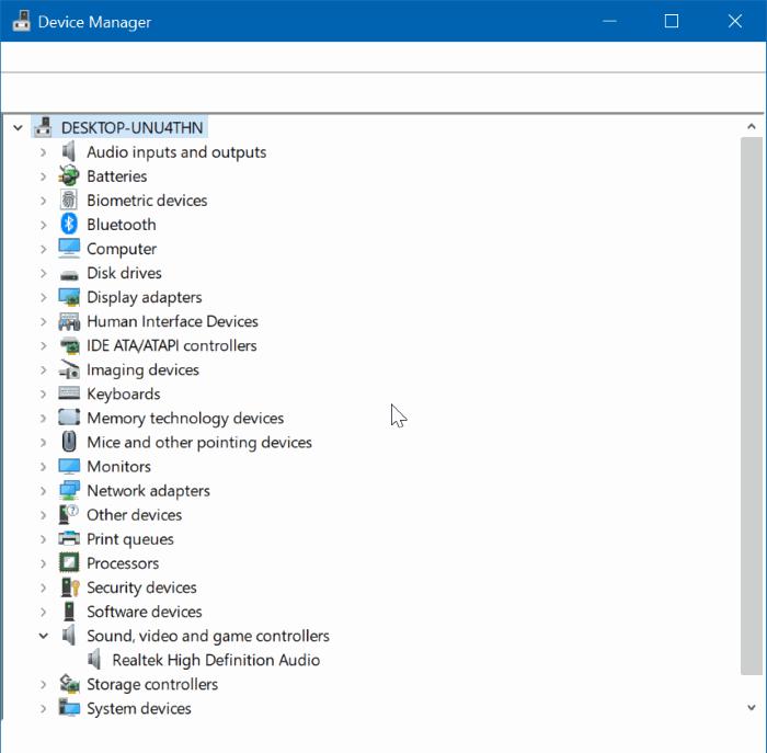 actualizar controladores de dispositivo en Windows 10 pic2.1
