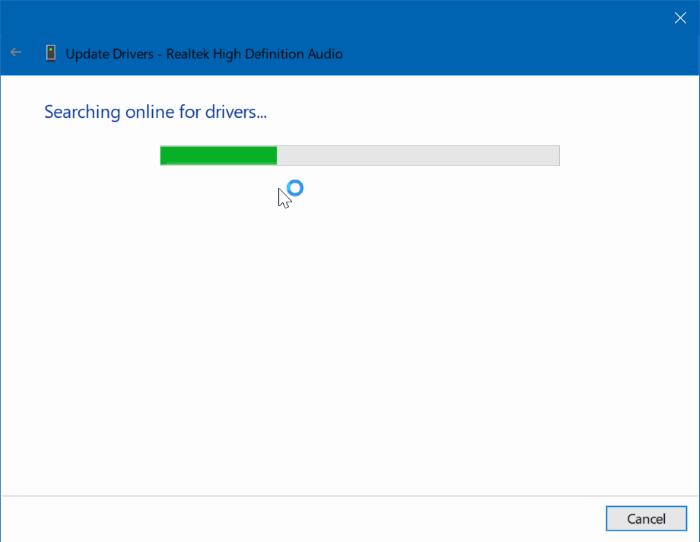 actualizar controladores de dispositivo en Windows 10 pic3