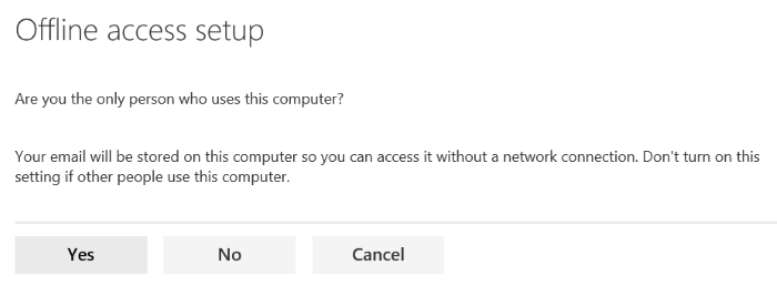 use Outlook.com offline access pic3