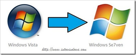 vista to windows7