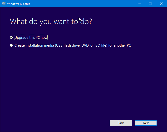 cuál es la última versión de Windows 10 pic6