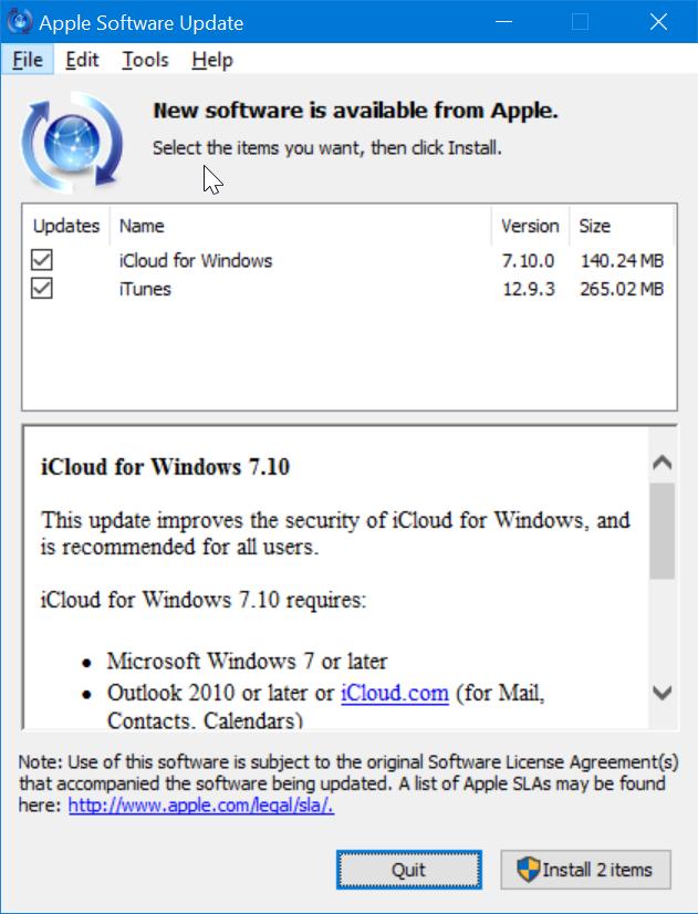 ¿Cuál es la última versión de iTunes para Windows 10 pic6?</p><div style=