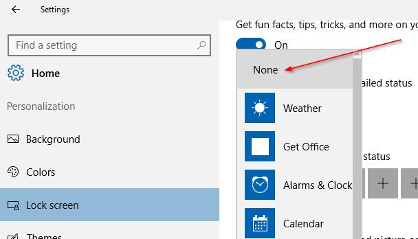 windows spotlight missing Windows 10 pic3