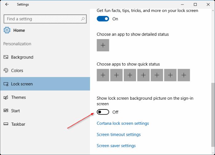 windows spotlight missing Windows 10 pic5