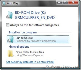 vista to Windows 7 upgrade process