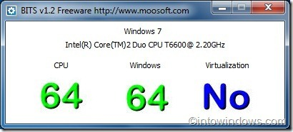 windows 7 virtualization support