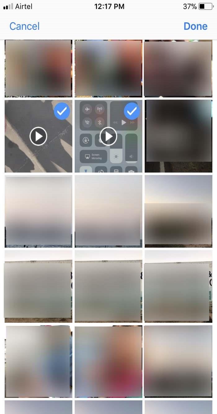 transferir vídeos de forma inalámbrica desde el iPhone a Windows 10 PC pic7