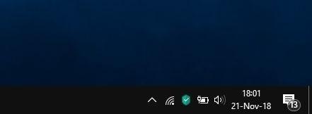 fecha y hora incorrectas en Windows 10 pic01