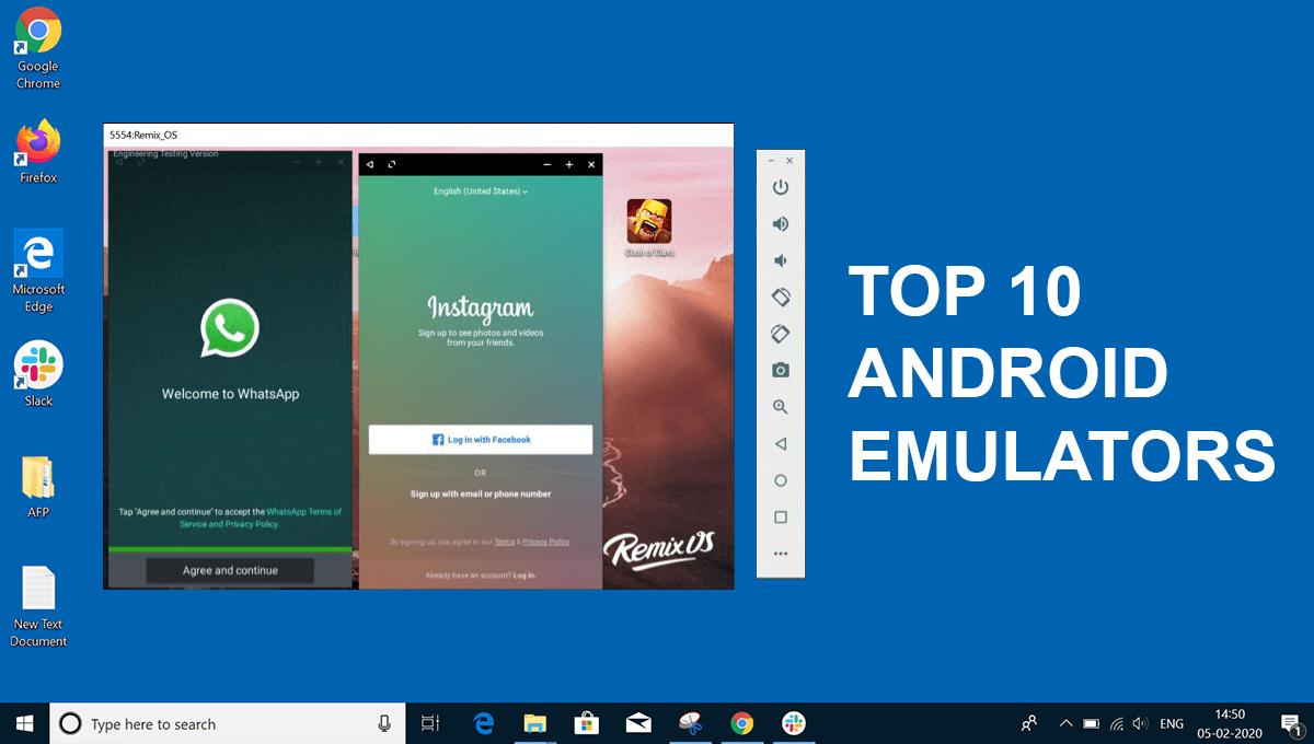 Los 10 Mejores Emuladores De Android Para Windows Y Mac