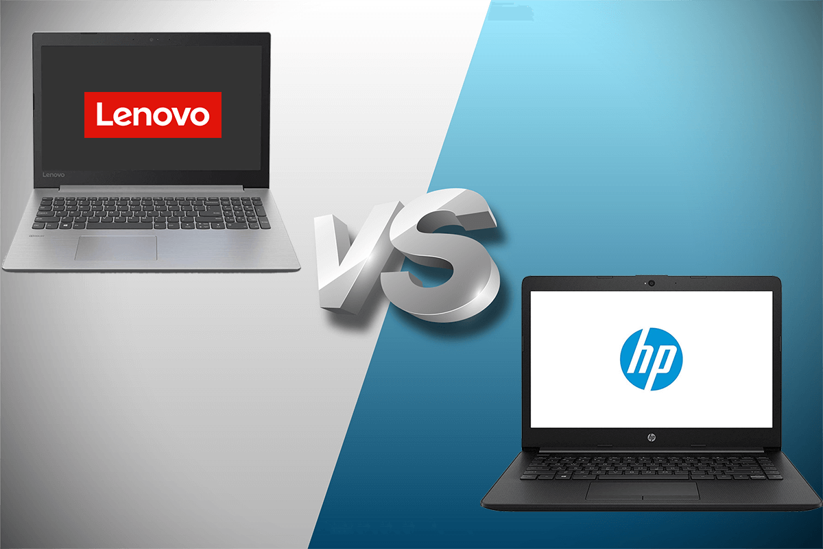 Lenovo Vs Hp Laptops Averigua Qué Es Mejor En 2020
